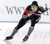 Subject: Haralds Silovs; Tags: Athlet, Athlete, Sportler, Wettkämpfer, Sportsman, Eisschnelllauf, Speed skating, Schaatsen, Haralds Silovs, Herren, Men, Gentlemen, Mann, Männer, Gents, Sirs, Mister, LAT, Latvia, Lettland, Sport; PhotoID: 2016-03-05-0344