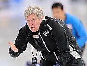 Subject: Edel Therese Høiseth; Tags: Edel Therese Høiseth, Eisschnelllauf, Speed skating, Schaatsen, NOR, Norway, Norwegen, Sport, Trainer, Coach, Betreuer; PhotoID: 2016-03-05-0365