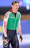 Subject: Vitaly Mikhailov; Tags: Athlet, Athlete, Sportler, Wettkämpfer, Sportsman, BLR, Belarus, White Russia, Weißrussland, Byelorussia, Eisschnelllauf, Speed skating, Schaatsen, Herren, Men, Gentlemen, Mann, Männer, Gents, Sirs, Mister, Sport, Vitalij Mikhajlov; PhotoID: 2016-03-05-0388