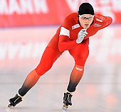 Subject: Håvard Bøkko; Tags: Sport, NOR, Norway, Norwegen, Håvard Bøkko, Herren, Men, Gentlemen, Mann, Männer, Gents, Sirs, Mister, Eisschnelllauf, Speed skating, Schaatsen, Athlet, Athlete, Sportler, Wettkämpfer, Sportsman; PhotoID: 2016-03-05-0405