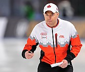 Subject: Bart Schouten; Tags: Trainer, Coach, Betreuer, Sport, Eisschnelllauf, Speed skating, Schaatsen, CAN, Canada, Kanada, Bart Schouten; PhotoID: 2016-03-05-0476