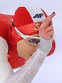 Subject: Aleksandra Goss; Tags: Aleksandra Goss, Athlet, Athlete, Sportler, Wettkämpfer, Sportsman, Damen, Ladies, Frau, Mesdames, Female, Women, Eisschnelllauf, Speed skating, Schaatsen, POL, Poland, Polen, Sport; PhotoID: 2016-03-05-0596