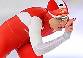 Subject: Aleksandra Goss; Tags: Aleksandra Goss, Athlet, Athlete, Sportler, Wettkämpfer, Sportsman, Damen, Ladies, Frau, Mesdames, Female, Women, Eisschnelllauf, Speed skating, Schaatsen, POL, Poland, Polen, Sport; PhotoID: 2016-03-05-0597
