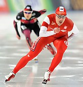 Subject: Jan Szymanski; Tags: Athlet, Athlete, Sportler, Wettkämpfer, Sportsman, Eisschnelllauf, Speed skating, Schaatsen, Herren, Men, Gentlemen, Mann, Männer, Gents, Sirs, Mister, Jan Szymanski, POL, Poland, Polen, Sport; PhotoID: 2016-03-06-0052