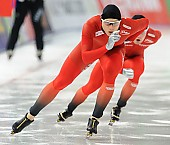 Subject: Håvard Bøkko; Tags: Athlet, Athlete, Sportler, Wettkämpfer, Sportsman, Eisschnelllauf, Speed skating, Schaatsen, Herren, Men, Gentlemen, Mann, Männer, Gents, Sirs, Mister, Håvard Bøkko, NOR, Norway, Norwegen, Sport; PhotoID: 2016-03-06-0097