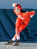 Subject: Severine Biermann; Tags: Athlet, Athlete, Sportler, Wettkämpfer, Sportsman, Damen, Ladies, Frau, Mesdames, Female, Women, Eisschnelllauf, Speed skating, Schaatsen, SUI, Bulgaria, Bulgarien, Severine Biermann, Sport; PhotoID: 2017-01-21-0001
