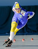 Subject: Ida Hallberg; Tags: Athlet, Athlete, Sportler, Wettkämpfer, Sportsman, Damen, Ladies, Frau, Mesdames, Female, Women, Eisschnelllauf, Speed skating, Schaatsen, Ida Hallberg, SWE, Sweden, Schweden, Sport; PhotoID: 2017-01-21-0006