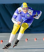 Subject: Ida Hallberg; Tags: Athlet, Athlete, Sportler, Wettkämpfer, Sportsman, Damen, Ladies, Frau, Mesdames, Female, Women, Eisschnelllauf, Speed skating, Schaatsen, Ida Hallberg, SWE, Sweden, Schweden, Sport; PhotoID: 2017-01-21-0007