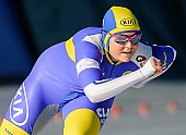 Subject: Ida Hallberg; Tags: Athlet, Athlete, Sportler, Wettkämpfer, Sportsman, Damen, Ladies, Frau, Mesdames, Female, Women, Eisschnelllauf, Speed skating, Schaatsen, Ida Hallberg, SWE, Sweden, Schweden, Sport; PhotoID: 2017-01-21-0008