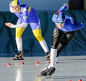 Subject: Tuuli Vaher; Tags: Athlet, Athlete, Sportler, Wettkämpfer, Sportsman, Damen, Ladies, Frau, Mesdames, Female, Women, EST, Estonia, Estland, Eisschnelllauf, Speed skating, Schaatsen, Sport, Tuuli Vaher; PhotoID: 2017-01-21-0009