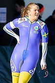Subject: Ida Hallberg; Tags: Athlet, Athlete, Sportler, Wettkämpfer, Sportsman, Damen, Ladies, Frau, Mesdames, Female, Women, Eisschnelllauf, Speed skating, Schaatsen, Ida Hallberg, SWE, Sweden, Schweden, Sport; PhotoID: 2017-01-21-0014