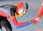 Subject: Mihaela Hogas; Tags: Athlet, Athlete, Sportler, Wettkämpfer, Sportsman, Damen, Ladies, Frau, Mesdames, Female, Women, Eisschnelllauf, Speed skating, Schaatsen, Mihaela Hogas, ROU, Romania, Rumänien, Sport; PhotoID: 2017-01-21-0045