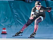 Subject: Michelle Uhrig; Tags: Athlet, Athlete, Sportler, Wettkämpfer, Sportsman, Damen, Ladies, Frau, Mesdames, Female, Women, Eisschnelllauf, Speed skating, Schaatsen, GER, Germany, Deutschland, Michelle Uhrig, Sport; PhotoID: 2017-01-21-0365