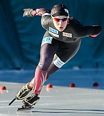 Subject: Michelle Uhrig; Tags: Athlet, Athlete, Sportler, Wettkämpfer, Sportsman, Damen, Ladies, Frau, Mesdames, Female, Women, Eisschnelllauf, Speed skating, Schaatsen, GER, Germany, Deutschland, Michelle Uhrig, Sport; PhotoID: 2017-01-21-0366