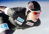 Subject: Michelle Uhrig; Tags: Athlet, Athlete, Sportler, Wettkämpfer, Sportsman, Damen, Ladies, Frau, Mesdames, Female, Women, Eisschnelllauf, Speed skating, Schaatsen, GER, Germany, Deutschland, Michelle Uhrig, Sport; PhotoID: 2017-01-21-0373