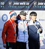 Subject: Seong-Hyeon.99 Park, Thijs Govers, Yanan Jin; Tags: Athlet, Athlete, Sportler, Wettkämpfer, Sportsman, CHN, China, Volksrepublik China, Eisschnelllauf, Speed skating, Schaatsen, Herren, Men, Gentlemen, Mann, Männer, Gents, Sirs, Mister, KOR, South Korea, Südkorea, NED, Netherlands, Niederlande, Holland, Dutch, Seong-Hyeon Park, Sport, Thijs Govers, Yanan Jin; PhotoID: 2017-01-21-0457