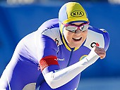 Subject: Ida Hallberg; Tags: Athlet, Athlete, Sportler, Wettkämpfer, Sportsman, Damen, Ladies, Frau, Mesdames, Female, Women, Eisschnelllauf, Speed skating, Schaatsen, Ida Hallberg, SWE, Sweden, Schweden, Sport; PhotoID: 2017-01-21-0463