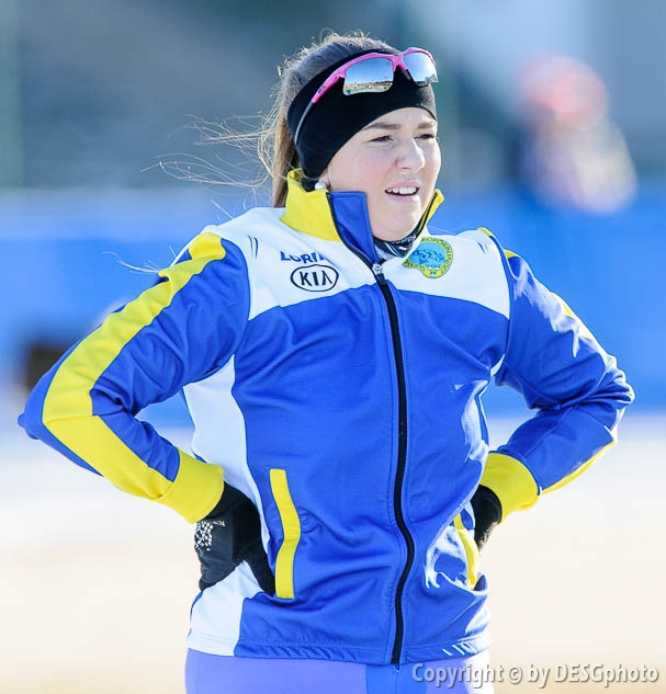 Ida Hallberg; Tags: Sport, SWE, Sweden, Schweden, Ida Hallberg, Eisschnelllauf, Speed skating, Schaatsen, Damen, Ladies, Frau, Mesdames, Female, Women, Athlet, Athlete, Sportler, Wettkämpfer, Sportsman; PhotoID: 2017-01-21-0565
