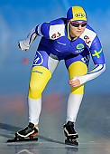 Subject: Ida Hallberg; Tags: Athlet, Athlete, Sportler, Wettkämpfer, Sportsman, Damen, Ladies, Frau, Mesdames, Female, Women, Eisschnelllauf, Speed skating, Schaatsen, Ida Hallberg, SWE, Sweden, Schweden, Sport; PhotoID: 2017-01-22-0003