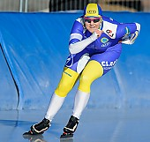 Subject: Ida Hallberg; Tags: Athlet, Athlete, Sportler, Wettkämpfer, Sportsman, Damen, Ladies, Frau, Mesdames, Female, Women, Eisschnelllauf, Speed skating, Schaatsen, Ida Hallberg, SWE, Sweden, Schweden, Sport; PhotoID: 2017-01-22-0005