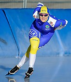 Subject: Ida Hallberg; Tags: Athlet, Athlete, Sportler, Wettkämpfer, Sportsman, Damen, Ladies, Frau, Mesdames, Female, Women, Eisschnelllauf, Speed skating, Schaatsen, Ida Hallberg, SWE, Sweden, Schweden, Sport; PhotoID: 2017-01-22-0006