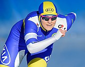 Subject: Ida Hallberg; Tags: Athlet, Athlete, Sportler, Wettkämpfer, Sportsman, Damen, Ladies, Frau, Mesdames, Female, Women, Eisschnelllauf, Speed skating, Schaatsen, Ida Hallberg, SWE, Sweden, Schweden, Sport; PhotoID: 2017-01-22-0007