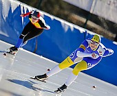 Subject: Ida Hallberg; Tags: Athlet, Athlete, Sportler, Wettkämpfer, Sportsman, Damen, Ladies, Frau, Mesdames, Female, Women, Eisschnelllauf, Speed skating, Schaatsen, Ida Hallberg, SWE, Sweden, Schweden, Sport; PhotoID: 2017-01-22-0394