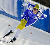 Subject: Ida Hallberg; Tags: Athlet, Athlete, Sportler, Wettkämpfer, Sportsman, Damen, Ladies, Frau, Mesdames, Female, Women, Eisschnelllauf, Speed skating, Schaatsen, Ida Hallberg, SWE, Sweden, Schweden, Sport; PhotoID: 2017-01-22-0395
