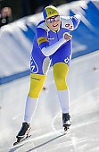 Subject: Ida Hallberg; Tags: Athlet, Athlete, Sportler, Wettkämpfer, Sportsman, Damen, Ladies, Frau, Mesdames, Female, Women, Eisschnelllauf, Speed skating, Schaatsen, Ida Hallberg, SWE, Sweden, Schweden, Sport; PhotoID: 2017-01-22-0398