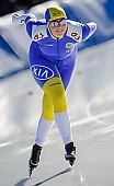 Subject: Ida Hallberg; Tags: Athlet, Athlete, Sportler, Wettkämpfer, Sportsman, Damen, Ladies, Frau, Mesdames, Female, Women, Eisschnelllauf, Speed skating, Schaatsen, Ida Hallberg, SWE, Sweden, Schweden, Sport; PhotoID: 2017-01-22-0399