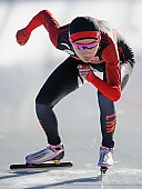 Subject: Mei Han; Tags: Athlet, Athlete, Sportler, Wettkämpfer, Sportsman, CHN, China, Volksrepublik China, Damen, Ladies, Frau, Mesdames, Female, Women, Eisschnelllauf, Speed skating, Schaatsen, Mei Han, Sport; PhotoID: 2017-01-22-0429