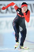 Subject: Huawei Li; Tags: Sport, Huawei Li, Eisschnelllauf, Speed skating, Schaatsen, Damen, Ladies, Frau, Mesdames, Female, Women, CHN, China, Volksrepublik China, Athlet, Athlete, Sportler, Wettkämpfer, Sportsman; PhotoID: 2017-01-27-0044