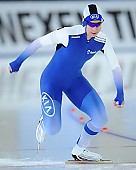 Subject: Elina Risku; Tags: Sport, FIN, Finland, Finnland, Elina Risku, Eisschnelllauf, Speed skating, Schaatsen, Damen, Ladies, Frau, Mesdames, Female, Women, Athlet, Athlete, Sportler, Wettkämpfer, Sportsman; PhotoID: 2017-01-27-0069