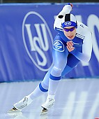 Subject: Elina Risku; Tags: Sport, FIN, Finland, Finnland, Elina Risku, Eisschnelllauf, Speed skating, Schaatsen, Damen, Ladies, Frau, Mesdames, Female, Women, Athlet, Athlete, Sportler, Wettkämpfer, Sportsman; PhotoID: 2017-01-27-0073