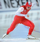 Subject: Artur Nogal; Tags: Sport, POL, Poland, Polen, Herren, Men, Gentlemen, Mann, Männer, Gents, Sirs, Mister, Eisschnelllauf, Speed skating, Schaatsen, Athlet, Athlete, Sportler, Wettkämpfer, Sportsman, Artur Nogal; PhotoID: 2017-01-27-0206
