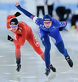 Subject: Rikke Jeppsson; Tags: Sport, Rikke Jeppsson, NOR, Norway, Norwegen, Eisschnelllauf, Speed skating, Schaatsen, Damen, Ladies, Frau, Mesdames, Female, Women, Athlet, Athlete, Sportler, Wettkämpfer, Sportsman; PhotoID: 2017-01-27-0219