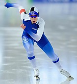 Subject: Elina Risku; Tags: Sport, FIN, Finland, Finnland, Elina Risku, Eisschnelllauf, Speed skating, Schaatsen, Damen, Ladies, Frau, Mesdames, Female, Women, Athlet, Athlete, Sportler, Wettkämpfer, Sportsman; PhotoID: 2017-01-27-0252