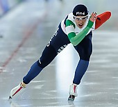 Subject: Francesca Bettrone; Tags: Sport, ITA, Italy, Italien, Francesca Bettrone, Eisschnelllauf, Speed skating, Schaatsen, Damen, Ladies, Frau, Mesdames, Female, Women, Athlet, Athlete, Sportler, Wettkämpfer, Sportsman; PhotoID: 2017-01-27-0254