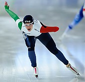 Subject: Francesca Bettrone; Tags: Sport, ITA, Italy, Italien, Francesca Bettrone, Eisschnelllauf, Speed skating, Schaatsen, Damen, Ladies, Frau, Mesdames, Female, Women, Athlet, Athlete, Sportler, Wettkämpfer, Sportsman; PhotoID: 2017-01-27-0255