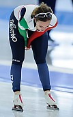 Subject: Francesca Bettrone; Tags: Sport, ITA, Italy, Italien, Francesca Bettrone, Eisschnelllauf, Speed skating, Schaatsen, Damen, Ladies, Frau, Mesdames, Female, Women, Athlet, Athlete, Sportler, Wettkämpfer, Sportsman; PhotoID: 2017-01-27-0260