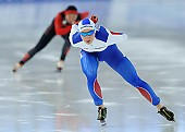 Subject: Elizaveta Kazelina; Tags: Sport, RUS, Russian Federation, Russische Föderation, Russia, Jelizaveta Kazelina, Eisschnelllauf, Speed skating, Schaatsen, Damen, Ladies, Frau, Mesdames, Female, Women, Athlet, Athlete, Sportler, Wettkämpfer, Sportsman; PhotoID: 2017-01-27-0295