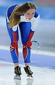 Subject: Elizaveta Kazelina; Tags: Sport, RUS, Russian Federation, Russische Föderation, Russia, Jelizaveta Kazelina, Eisschnelllauf, Speed skating, Schaatsen, Damen, Ladies, Frau, Mesdames, Female, Women, Athlet, Athlete, Sportler, Wettkämpfer, Sportsman; PhotoID: 2017-01-27-0298