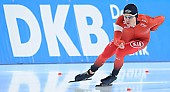Subject: Simen Spieler Nilsen; Tags: Sport, Simen Spieler Nilsen, NOR, Norway, Norwegen, Herren, Men, Gentlemen, Mann, Männer, Gents, Sirs, Mister, Eisschnelllauf, Speed skating, Schaatsen, Athlet, Athlete, Sportler, Wettkämpfer, Sportsman; PhotoID: 2017-01-27-0514