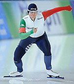 Subject: Yvonne Daldossi; Tags: Yvonne Daldossi, Sport, ITA, Italy, Italien, Eisschnelllauf, Speed skating, Schaatsen, Damen, Ladies, Frau, Mesdames, Female, Women, Athlet, Athlete, Sportler, Wettkämpfer, Sportsman; PhotoID: 2017-01-27-0629