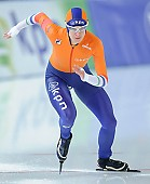 Subject: Marrit Leenstra; Tags: Sport, NED, Netherlands, Niederlande, Holland, Dutch, Marrit Leenstra, Eisschnelllauf, Speed skating, Schaatsen, Damen, Ladies, Frau, Mesdames, Female, Women, Athlet, Athlete, Sportler, Wettkämpfer, Sportsman; PhotoID: 2017-01-27-0684