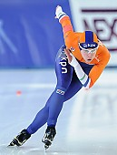 Subject: Marrit Leenstra; Tags: Sport, NED, Netherlands, Niederlande, Holland, Dutch, Marrit Leenstra, Eisschnelllauf, Speed skating, Schaatsen, Damen, Ladies, Frau, Mesdames, Female, Women, Athlet, Athlete, Sportler, Wettkämpfer, Sportsman; PhotoID: 2017-01-27-0685