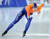 Subject: Marrit Leenstra; Tags: Sport, NED, Netherlands, Niederlande, Holland, Dutch, Marrit Leenstra, Eisschnelllauf, Speed skating, Schaatsen, Damen, Ladies, Frau, Mesdames, Female, Women, Athlet, Athlete, Sportler, Wettkämpfer, Sportsman; PhotoID: 2017-01-27-0686