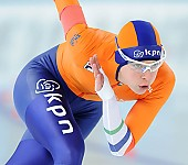Subject: Marrit Leenstra; Tags: Sport, NED, Netherlands, Niederlande, Holland, Dutch, Marrit Leenstra, Eisschnelllauf, Speed skating, Schaatsen, Damen, Ladies, Frau, Mesdames, Female, Women, Athlet, Athlete, Sportler, Wettkämpfer, Sportsman; PhotoID: 2017-01-27-0687