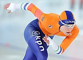 Subject: Marrit Leenstra; Tags: Sport, NED, Netherlands, Niederlande, Holland, Dutch, Marrit Leenstra, Eisschnelllauf, Speed skating, Schaatsen, Damen, Ladies, Frau, Mesdames, Female, Women, Athlet, Athlete, Sportler, Wettkämpfer, Sportsman; PhotoID: 2017-01-27-0688