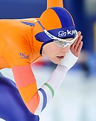Subject: Marrit Leenstra; Tags: Sport, NED, Netherlands, Niederlande, Holland, Dutch, Marrit Leenstra, Eisschnelllauf, Speed skating, Schaatsen, Damen, Ladies, Frau, Mesdames, Female, Women, Athlet, Athlete, Sportler, Wettkämpfer, Sportsman; PhotoID: 2017-01-27-0689